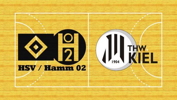 HSV/Hamm 02 vs. THW Kiel